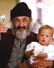 IMAGE - FM - BILL WITH CHILD - BRIGHTER
